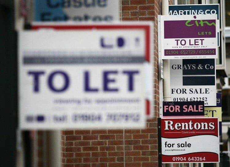 Rents Soar to 11-Year High Despite House Price Dip